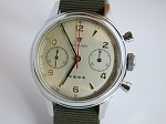 Sea-Gull 1963 re-issue China Air Force 1st aviation chronograph (21-zuan)