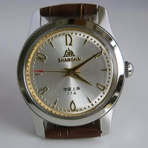 Classic Shanghai 611 reissue even numbers mechanical watch