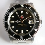 Zhanqi navy automatic R6819SG submariner