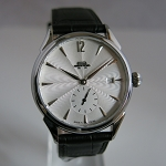 Beijing Beihai 3.0 hand-winding mechanical watch (silver water ripple)