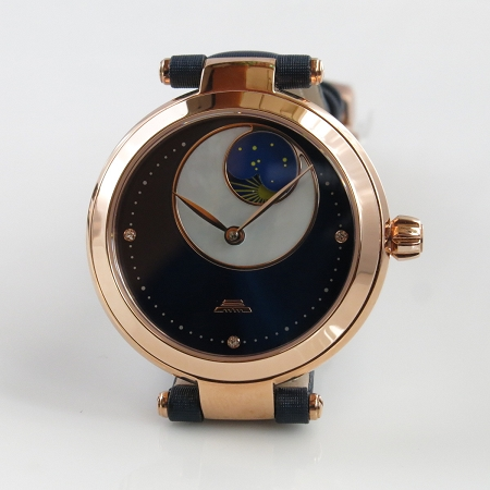 Blue sun moon automatic women's wristwatch (Beijing inspiration BL020013)