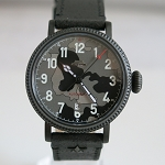 D301 reissue camouflage dial automatic wristwatch BG301007