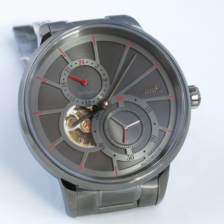 Beijing hunter series automatic wristwatch BG090001 and BG090002