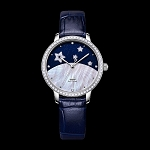 Milky way star river women's quartz watch zircon diamonds, BL120001