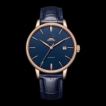 Beijing classic series elite edition blue automatic wristwatch BG050512