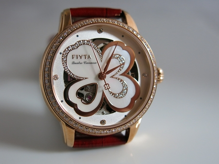 Fiyta Klover series automatic wristwatch LA862003.PWRD