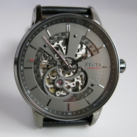 Fiyta Photographer series automatic wristwatch GA860012.BBB