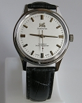 Classic Shanghai 7120 reissue silver hands mechanical hand-winding wrist watch