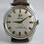 Classic Shanghai Liberation (Jie Fang) wristwatch manual hand-winding