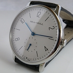 Sea-Gull D819.612 hand-winding wrist watch thin design