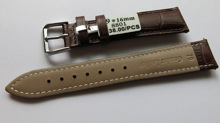 Generic 19mm leather band