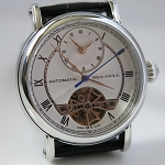 Classic Sea-Gull flying wheel double GMT automatic watch 819.11.6041