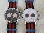 1963 reissue chronograph New edition / James Bond wristwatch
