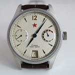 3-days power reserve automatic watch to commemorate the founding ceremony of China in 1949