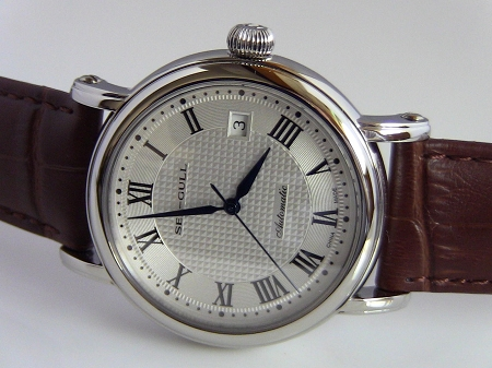 High quality Sea-Gull 819.368 automatic Roman numeral dial