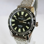 New Shanghai army watch #114 reissue 24-jewel China's 1st marine military diver