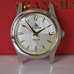Classic Shanghai 611 reissue quadrant dial hand-wound mechanical watch