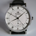 Shanghai navigator series 581 automatic wristwatch