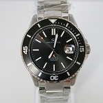 Ocean star 816.523 Sea-Gull's 1st real diver watch (Black)