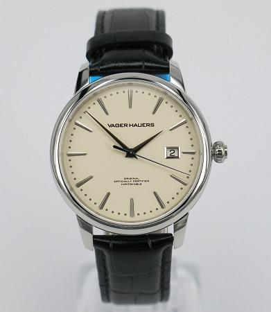 Swiss quality Vager Hauers impitoyable watch ETA2824 automatic