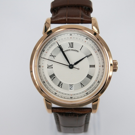 Swiss quality Vager Hauers wristwatch ETA2824 automatic