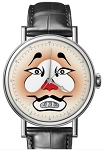Beijing opera clown automatic watch presented by Vager Hauers