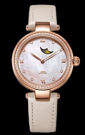Beijing inspiration BL020010 automatic women's wristwatch