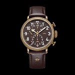 D301 reissue aviation chronograph automatic limited edition BG301001