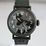 D301 reissue camouflage dial automatic wristwatch BG301007, BG301008