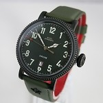 Beijing D301 reissue army styled automatic wristwatch limited edition BG301002