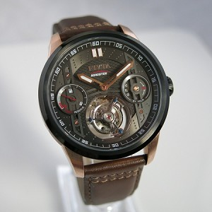 Fiyta roadster high frequency 28800 tourbillon 80-hours power reserve GA866010 Extreme collection