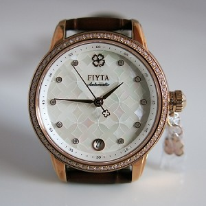 Fiyta Klover series automatic wristwatch LA862002.PWRD