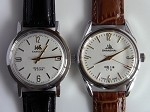 Classical Shanghai wrist watch in the old days