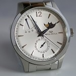 Sea-Gull 816.423 moon phase automatic wristwatch ST2153