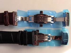 Sea-Gull 21mm leather band
