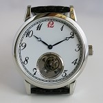 Blank people's tourbillon wristwatch manual hand-wound OEM by Sea-Gull