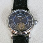 Blue Sea-Gull 818.900 tourbillon wristwatch