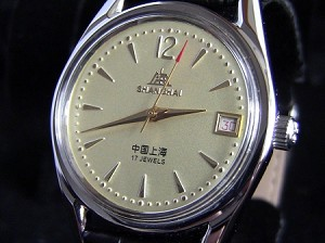 Classic Shanghai 510 hand-winding mechanical watch