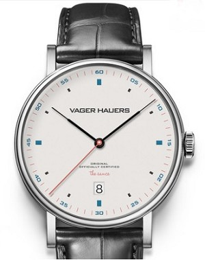 Vager Hauers VH170301 fashionable automatic watch debuted in spring 2018